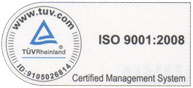 ТЮФ Рейнланд (TUV Rheinland Group) - ISO 9001-2008